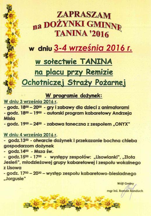 dozynki_tanina_2016