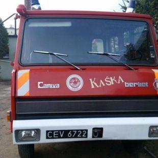 Więcej o: Ogłoszenie o sprzedaży samochodu strażackiego marki Berliet C Amiva B770KEH