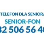 Telefon dla Seniora SENIOR-fon