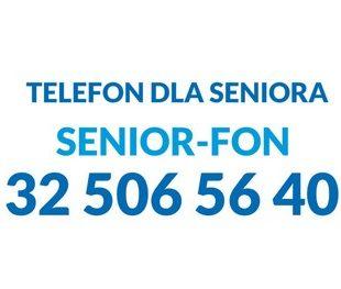 Więcej o: Telefon dla Seniora SENIOR-fon