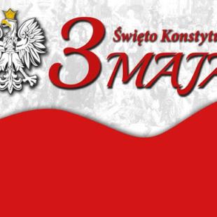 Więcej o: DzieńKonstytucji 3 Maja