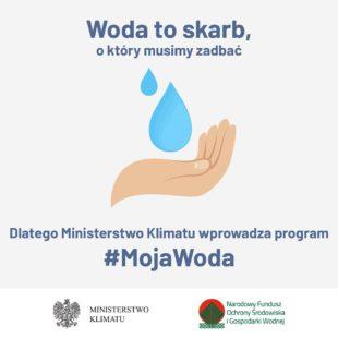 """Więcej o: Program priorytetowy """"Moja woda"""""""