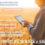 Mobilny Rolnik zARiMR
