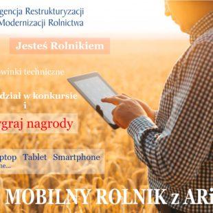 Więcej o: Mobilny Rolnik zARiMR