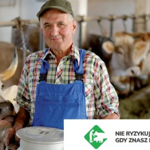 Więcej o: Ogólnopolski Konkurs Testowy zZakresu Bezpiecznej Pracy  wGospodarstwie Rolnym