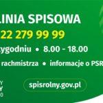 Infolinia PSR 2020