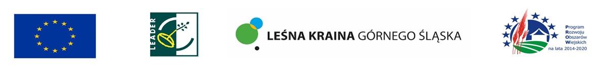 Loga Unii Europejskiej, Leader, Leśna Kraina Górnego Śląska, Program Rozwoju Obszarów Wiejskich